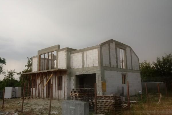 home-on usługi budowlane jednorodzinnego domu