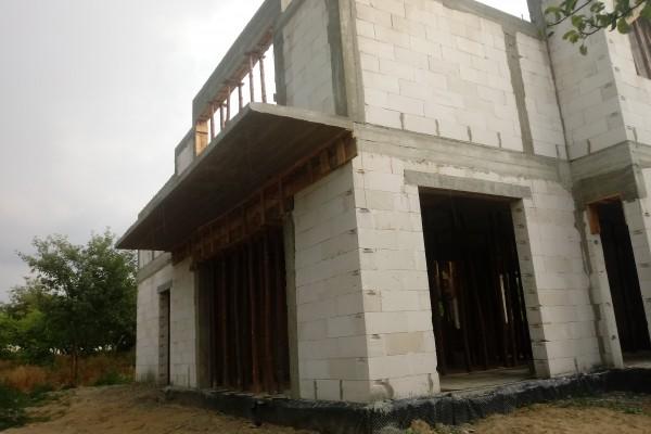 usługi budowlane jednorodzinnego domu home-on